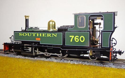 E19-19E  EXE #760 L&B 2-6-2T, Electric