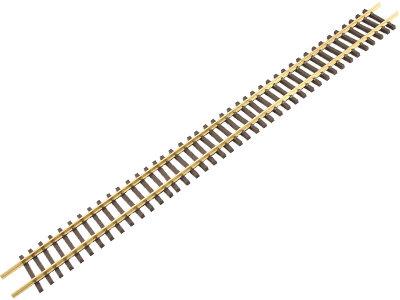 G201-01 Code 332 6ft Flex Track - USA Style, Brass (12)
