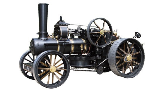 """MaxiTrak - Fowler Ploughing Engine (1"""" Scale)"""
