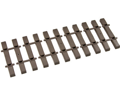 AM39-102 1ft Ties, Code 250, Narrow Gauge, (48)