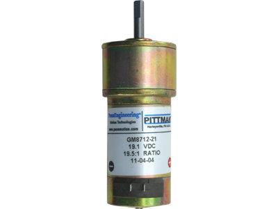 AP14-221 Pittman GM8712-21 (GM8212-21) Gearhead 19:1, C-16