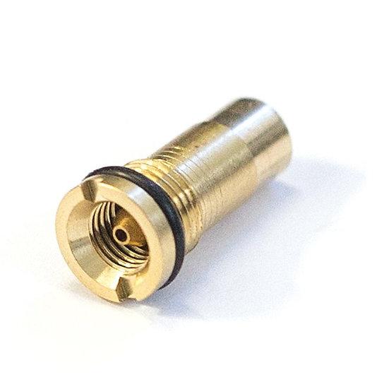 Butane gas filler valve, M5.5