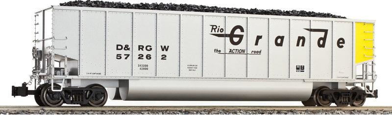 G421-14X Bethgon - Rio Grande Silver/Yellow, 1 car