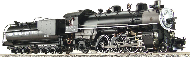 AL98-037 P-8 Southern Pacific #2472 4-6-2, Electric