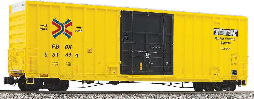AML Gunderson High Cube Box Cars