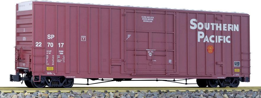 G411-04X 50' Hi-Cube Box Car - Southern Pacific, Brown, 1 car