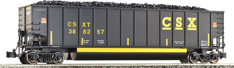 G421-12B Bethgon - CSX Black #380044, 1 car