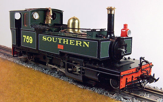 E19-19Y  YEO #759 L&B 2-6-2T, Electric