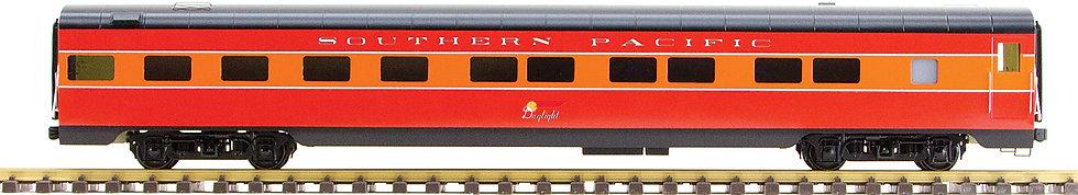 Southern Pacific, Daylight Red & Orange, Pullman Sleeper Car, 1 car, AL34-355