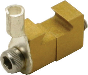Rail Power Clamps, Code 332 (4 Pieces)