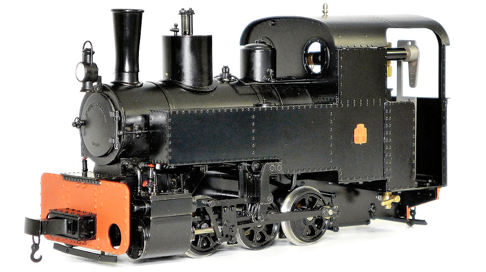 Decauville 0-6-0T (1:19 Scale) 32mm Gauge