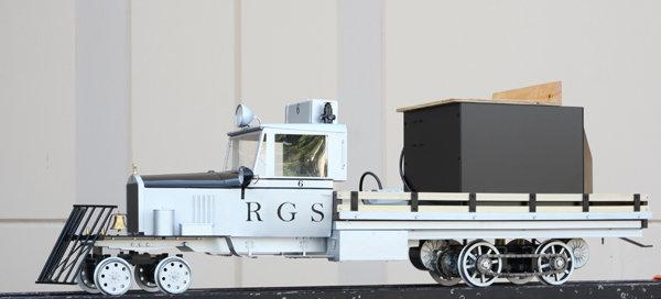 """MaxiTrak - RGS Goose #6 (2.5"""" Scale)"""
