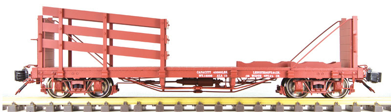 AM31-391 Wheel & Tie Car - Data Only, Box Car Red