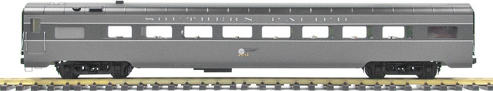Southern Pacific, Lark Gray, Coach, 1 car, AL34-312