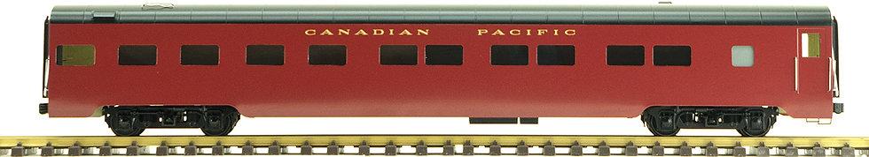 Canadian Pacific, Maroon, Pullman Sleeper Car , 1 car, AL34-359
