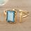 Thumbnail: LABRADORITE CHANNEL RING