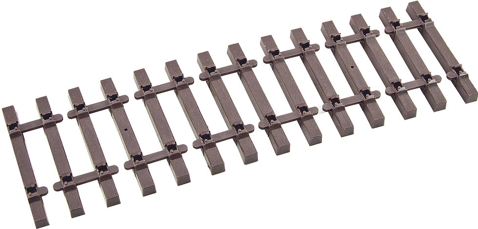 AML - Code 332 Track 1 Ft. Ties (48 Pieces)