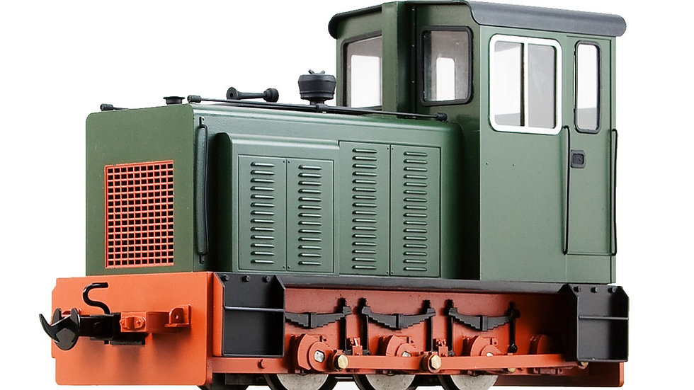 Accucraft UK - Baguley Drewry 0-6-0 Diesel (1:19 Scale)