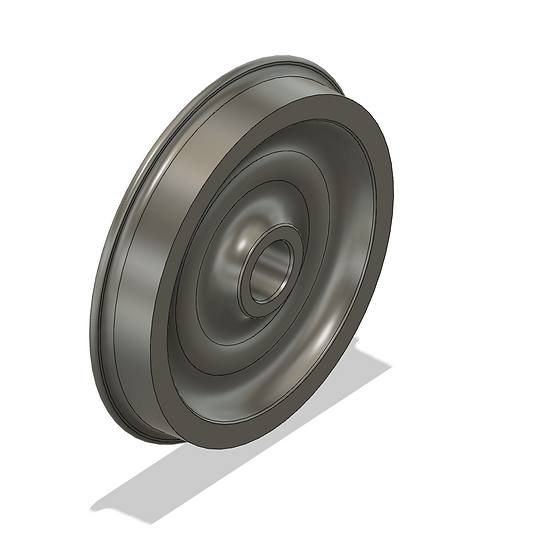 """Wheels ,1.6"""" Scale, 33"""" Diameter, IBLS Flange"""