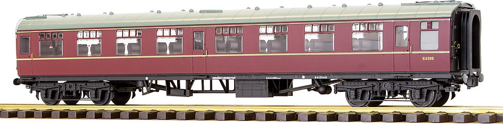R32-12AA BR MK1 Second Open (SO - Maroon) #M4935