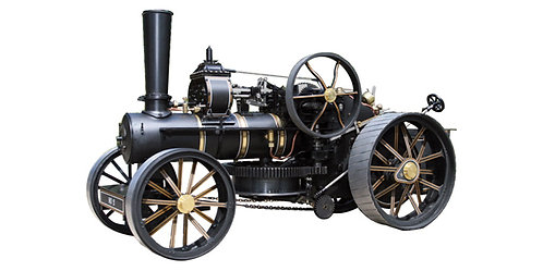 """Fowler Ploughing Engine (1"""" Scale)"""