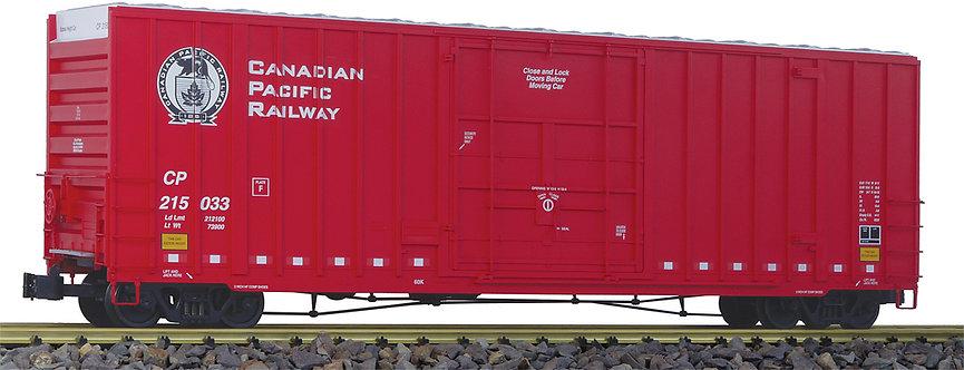 G411-08X 50' Hi-Cube Box Car - Canadian Pacific, 1 car