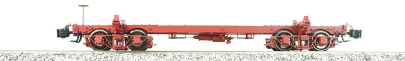 AM2216-01 Short Logging Car - Unlettered, 1 car