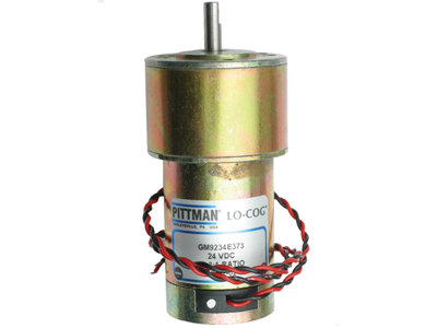 AP14-224 Pittman GM9234E373 w/ tap holes 38.3:1, K-28