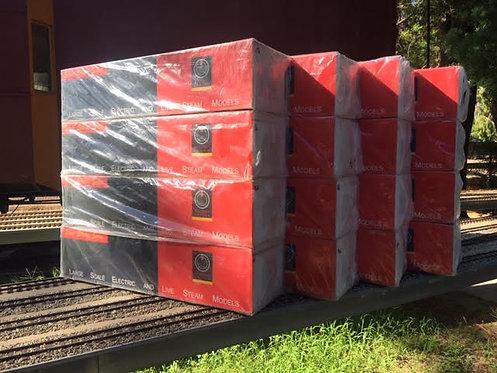 Accucraft Trains Daylight Coach Set