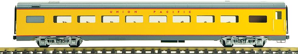 Union Pacific, Yellow, Coach, 1 car, AL34-316