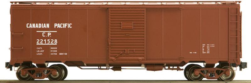AM32-559X AAR Box Car - Canadian Pacific, 1 car