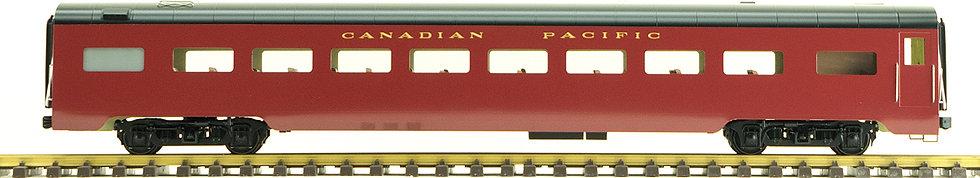 Canadian Pacific, Maroon, Coach, 1 car, AL34-319
