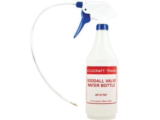 Goodall Valve Water Spray Bottle