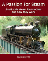 AP10-500 Book: A Passion For Steam