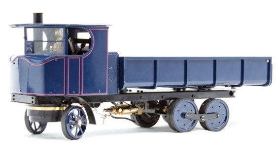 MaxiTrak - Sentinel DG6 Lorry