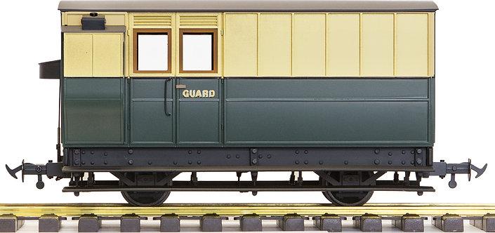 R19-24G IoM E Van - Green & Cream