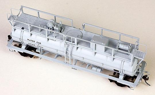 AB410-01 SPMW Water Car #5486-Style, Light Gray, Wood Plank Walkways