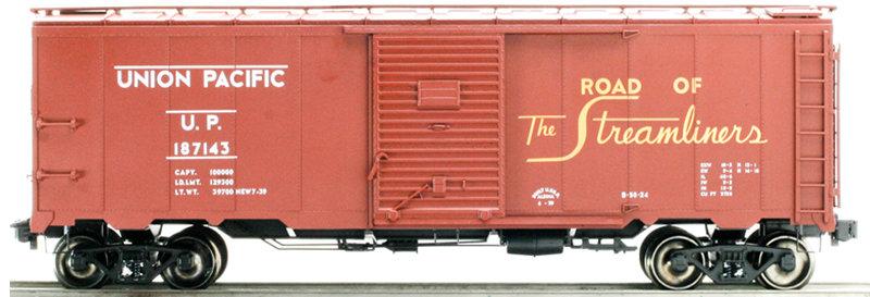 AM32-554X AAR Box Car - UP Union Pacific, 1 car