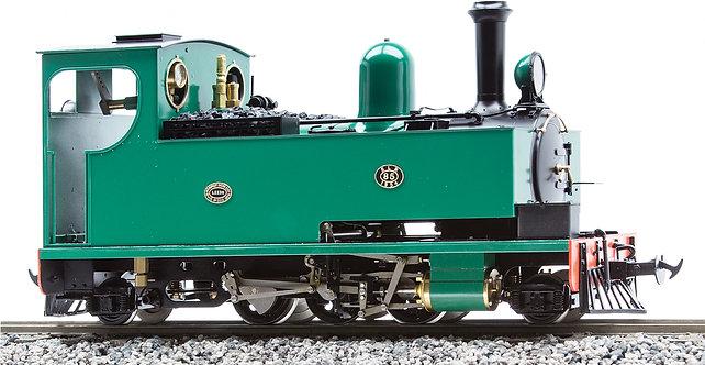 S19-26G W&L No.14  2-6-2T, Green, Live Steam