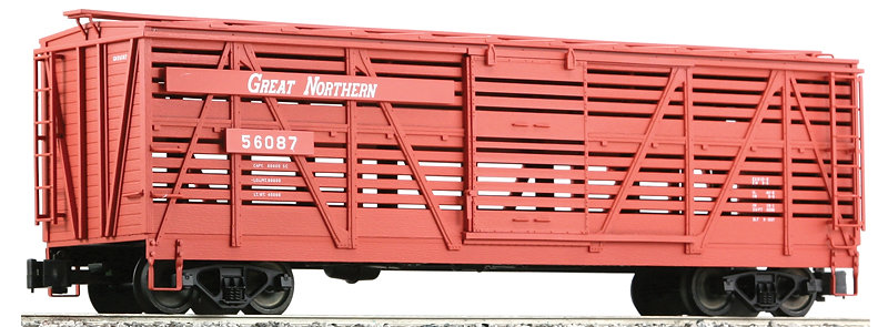 G424-05C Stock Car - Great Northern, Red #55931