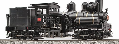 Accucraft - Alisan Forest Railway 28T Shay (1:20.3)