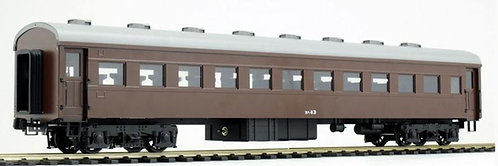 Japan National Railway Passenger Cars (1:32)