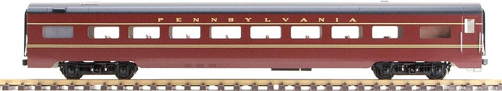 Pennsylvania, Maroon, Coach, 1 car, AL34-318