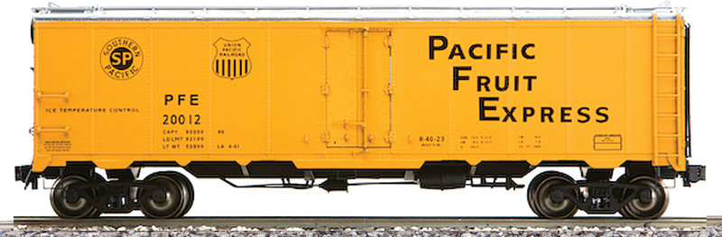 AM32-516X PFE Reefer - Ice Tempco R-40-23, 1 car
