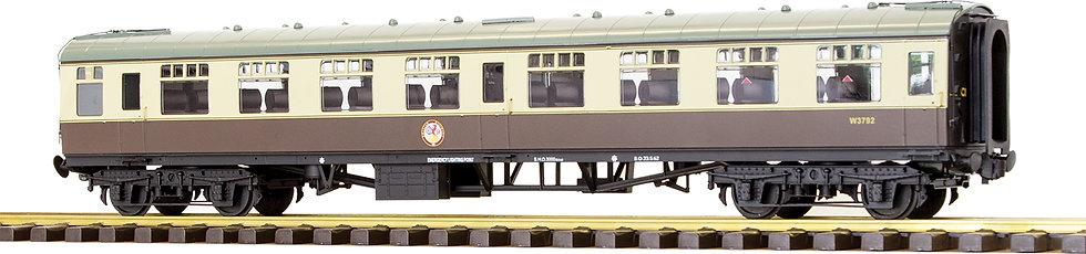 R32-12CA BR MK1 Second Open (SO) - Chocolate & Cream #W3792