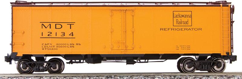 AM32-514X PFE Reefer - MDT Lackawanna Railroad, 1 car