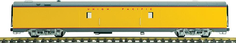 Union Pacific, Yellow, Baggage Car, 1 car, AL34-326