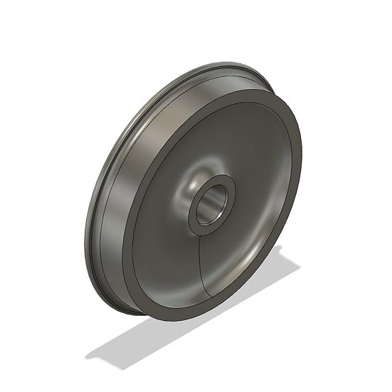 """Wheels, 1.5"""" Scale, 36"""" Diameter, IBLS Flange"""