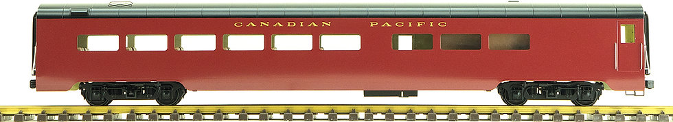 Canadian Pacific, Maroon, Dinner Car, 1 car, AL34-339
