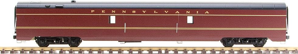 Pennsylvania, Maroon, Baggage Car, 1 car, AL34-328